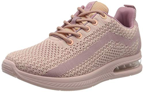 s.Oliver Damen 5-5-23676-24 Sneaker, Pink (Rose 544), 40 EU