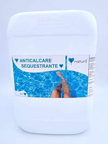 Naturii Secuestrante antical concentrado para piscina, 5 l