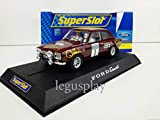 Slot Car Scalextric Superslot H2757 Compatible Ford Escort RS 1600 #1 'Timo Makinen