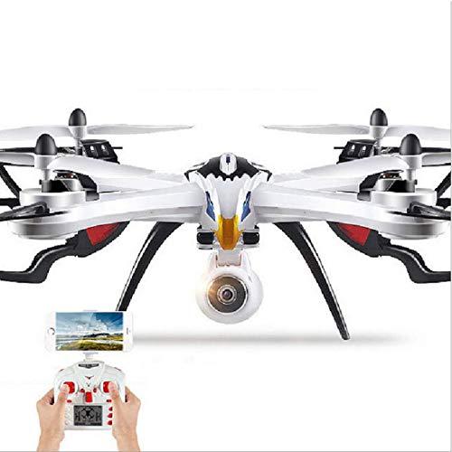 ERKEJI Droni Drone gravità induzione remoto velivoli di Controllo Quattro-ASSE Pneumatici Altezza Giocattolo aeromobili Fisso 1080p Aerea Foto in Tempo Reale Trasmissione WiFi FPV