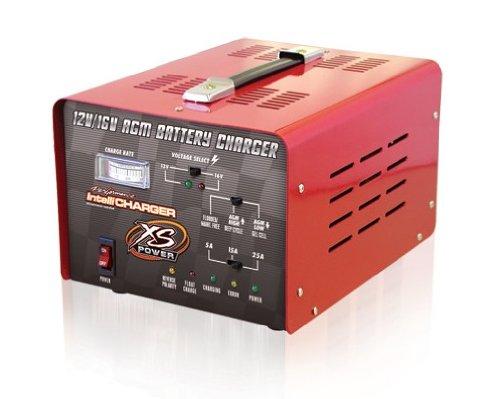 XS Power 1005 12/16V Battery IntelliCharger