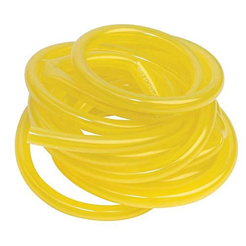 Stens 115-414 Tygon Cut Length Fuel Line Clear Yellow, 1/4' ID x 3/8' OD x 10', ea, 1