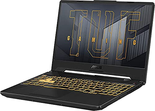 CUK ASUS TUF 506 Gaming Laptop PC (AMD Ryzen 7 4800H CPU, 64GB RAM, 2TB NVMe SSD, NVIDIA GeForce RTX 2060 6GB GPU, 15.6