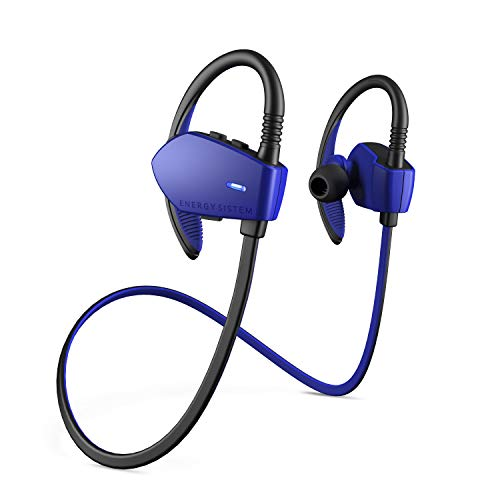 Energy Sistem Earphones Sport 1 Bluetooth (Auriculares inalambricos, Bluetooth, Control Talk, Sport, Secure-fit) - Azul
