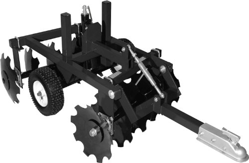 Field Tuff ATV-DH Disc Harrow for ATVs/UTVs