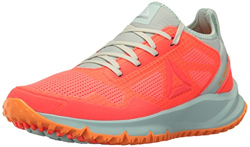 Reebok Zapatillas para correr All Terrain Freedom para mujer, naranja (blanco, (Vitamin C/Mist/Fire Spark/White/Asteroid Dust)), 35.5 EU