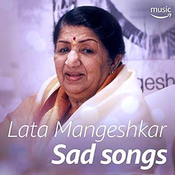 Lata Mangeshkar Sad Songs (Bengali)