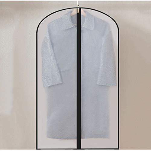 QFFL Sac de compression sous vide Housse anti-poussière, type de sac à poussière à suspendre, sac à poussière à suspendre épais (sac de 10) Sac de protection (Couleur : B, taille : 60 * 120cm)