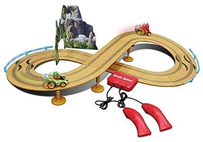 Angry Birds Island Challenge Slot Car Set