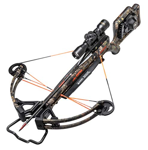 Wicked Ridge Ranger X2 Crossbow with ACU-52, Multi-Line Scope, Package