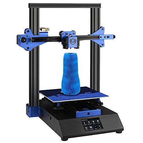 DjfLight Impresora 3D, impresión Profesional 3 de Alta precisión, FDM de Escritorio, Bricolaje, para Uso doméstico y Escolar