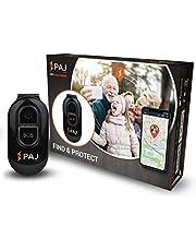 PAJ EASY Finder de PAJ GPS- Localizador GPS - Marca Alemana - Tracker para Niños, Personas Mayores, Personas con Demencia - 5 días de duración de batería (10 días en Modo de Espera) (Localización App)