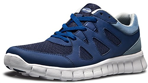 Tesla TF-L542-SBB_290 Men 11D(M) Men's Lightweight Sports Running Shoe L542