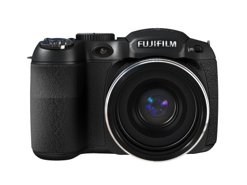 Fujifilm FinePix S1800 12.2 MP Digital Camera with...