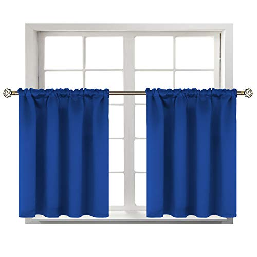 kitchen curtains insulated - 3