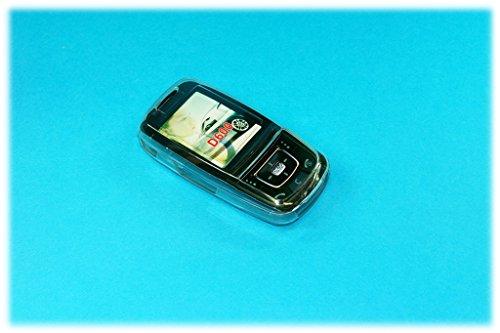 Crystal Hülle Tasche/Hard Ice Cover für SAMSUNG SGH-D600/D608 Handy Crystalcase/Icecase