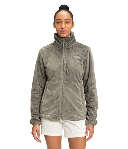 The North Face Chaqueta Osito para Mujer, Gris Mineral, S