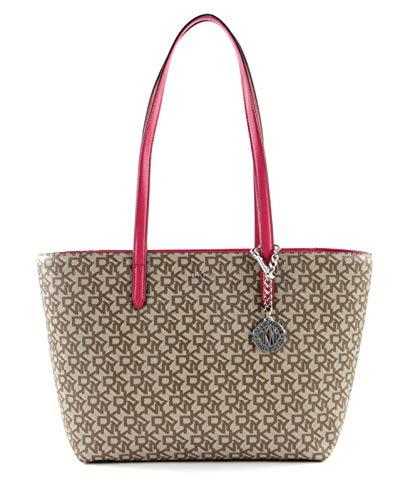 DKNY Bryant Shopper beige/pink
