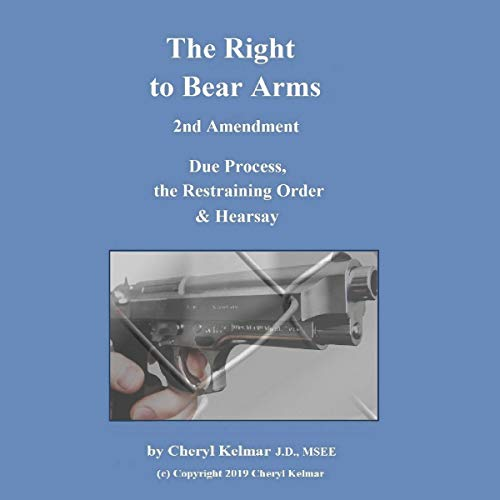 The Right to Bear Arms - the 2nd Amendment audiobook cover art