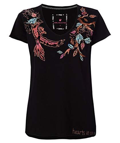 Lieblingsstück Damen T-Shirt DeirdreL schwarz (15) M
