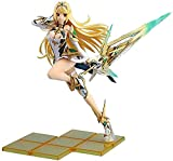 QIXIAOCYB 27cm Anime Girl PVC Figura Xenoblade Chronicles 2 Mythra Action Figure Anime Girl Figura C...
