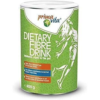 Primavita - Bevanda con fibre per la salute dell'intestino, 400 g, 16 porzioni