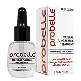 Probelle Tratamiento Natural Liquido Antihongos para Uñas. Restaura el Color y Belleza a Uñas Dañadas por Hongos, Formula Patentada. 0.5 FL OZ   15 ML