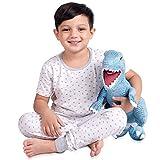 Universal Jurassic World Big Time Blue Cuddle Pillow airplane pillows May, 2021