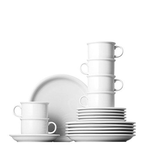 Thomas Kaffee-Set, Weiß