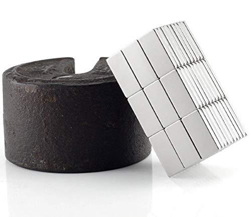 50 pcs 20x10x2mm Rectangle Refrigerator Magnets Fridge Magnet,Office Magnets,Whiteboard Magnets