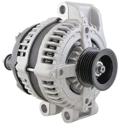 New Premium Alternator Compatible with Dodge Magnum Charger Chrysler 300 05-07 Replaces 421000-0260 421000-0261 421000-0262 421000-0264 421000-0340 421000-0342 421000-0343 421000-0344 4896805AA