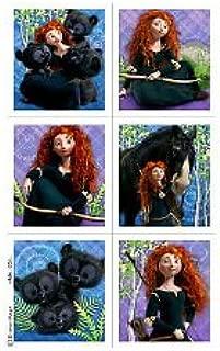 Disneys Brave Stickers 4pk by Hallmark