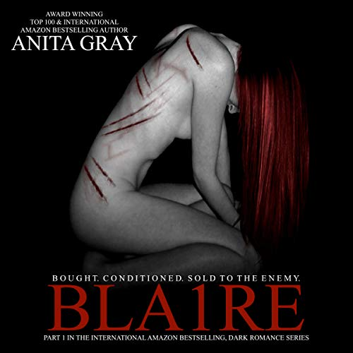 Blaire audiobook cover art