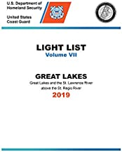 USCG Light List VII 2019: Great Lakes