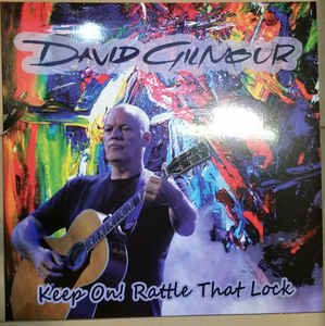 Keep On!Rattle That Lock by David Gilmour (Orange Vinyl)