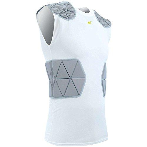 CHAMPRO Tri-Flex Football Compression Shirt with Cushion System