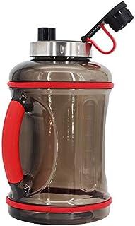 GULPA™ 2.2L - 3.2L Gym Water Bottle With Easy Grip Silicone Handle Dishwasher Safe Tritan™ BPA Free Leak Proof Lid Aussie ...