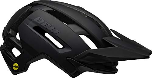 Bell Super Air MIPS Adult Bike Helmet - Matte/Gloss Black (2020) - Large (58-62 cm)