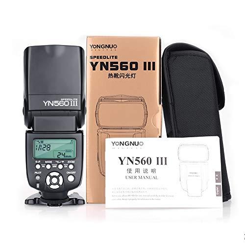 YONGNUO(ヨンヌオ)『YN560IIIスピードライト』