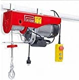 Mini Hoist Electric Capacity - 1000Kg (1Ton) Used For Domestic Purpose & Small Jobs