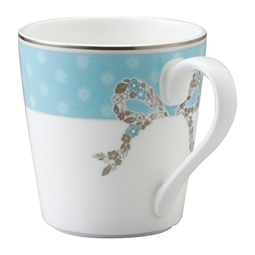 NARUMI(ナルミ) マグカップ フェリシータ! ブルー 290cc 50626-2773P