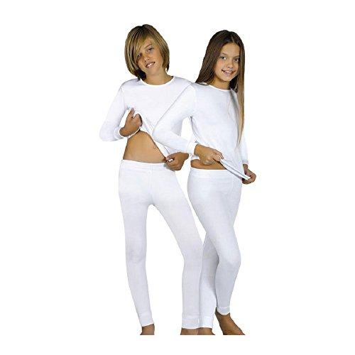 YSABEL MORA Kids Black Thermal T-Shirt Thermal T-Shirt