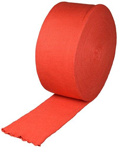 Brecon tejer molinillo no-wrap vendaje Tubular de Compresión, Rojo, 1