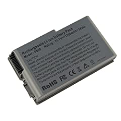 Dimension: 127.4*77.4*20.4mm. Capacity: 5200mAh, Cell count: 6. Voltage: 11.1V Li-ion Laptop Batteries. Certified by CE, FCC, RoHS,60 days no worry to return or exchange item, 12 months customer service warranty. Laptop Battery for Dell Mobile Workst...