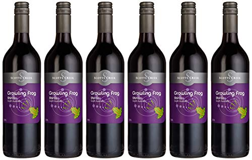 Shiraz 'Growling Frog', Scotts Creek 2016 trocken (6 x 0.75l)
