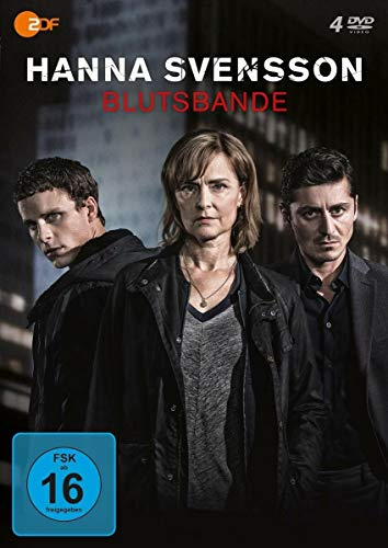 Hanna Svensson - Blutsbande [4 DVDs]