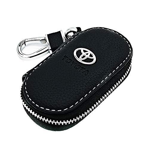 Durable Genuine Leather Car Key Chain Keyfob Auto Durable High Quality Keychain