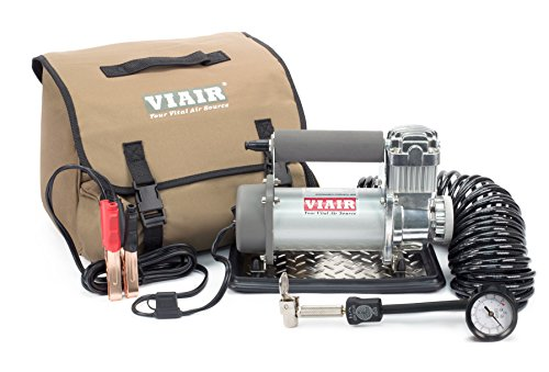 Our #6 Pick is the VIAIR 400P Portable Air Compressor