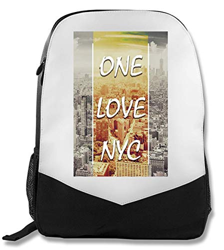 One NYC   Series   Popular Words   Osom Quotes   Cool T Shirt   Nice to   Super   Beautiful Landscape   Yolo Swag Rucksack