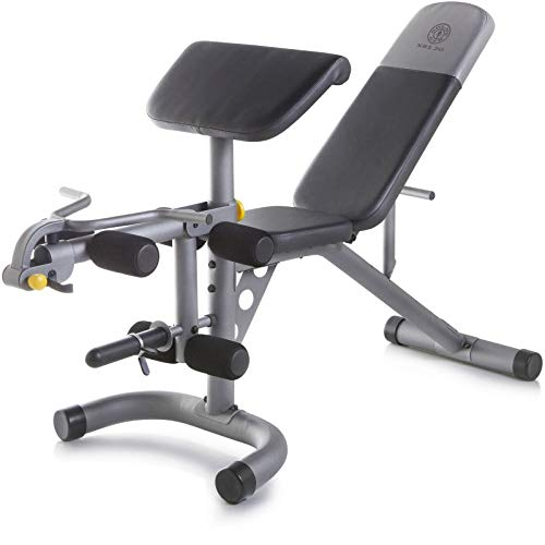 Gold's Gym XRS 20 Olympic Weight Bench(rack not included)